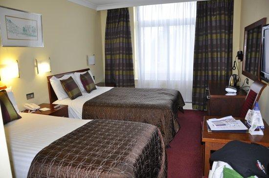 Dublin Skylon Hotel: rm 212