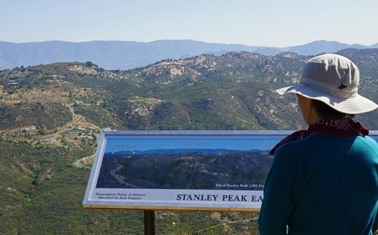 Daley Ranch: View from Stanley Peak
