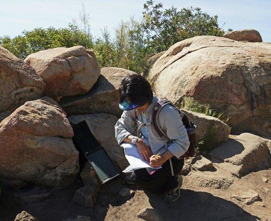 Daley Ranch: Signing register
