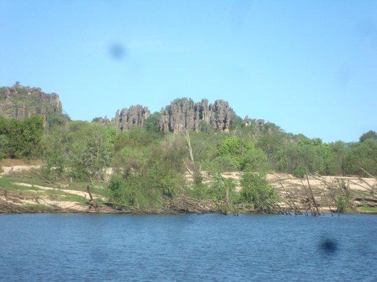 Guluyambi Cultural Cruise: View of Arnhem Land