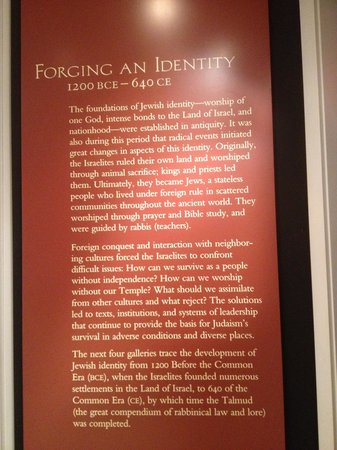The Jewish Museum: Intro