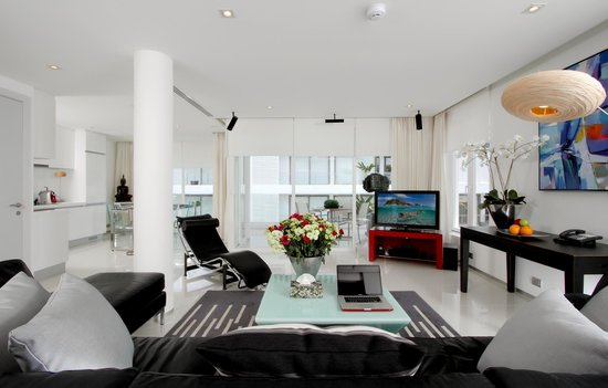 Penthouse - 120 Sqm - Living (67621986)