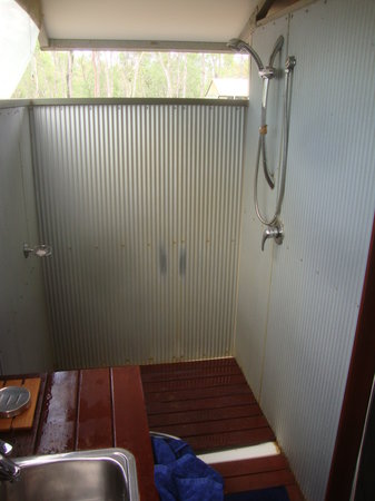 Jabiru Safari Lodge: Bathroom 2