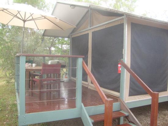 Jabiru Safari Lodge: Tent
