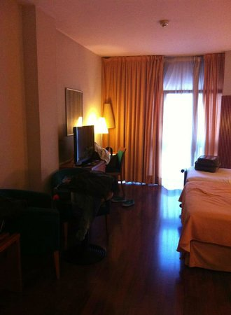 Hotel Exe AB Viladomat: Vista camera 106