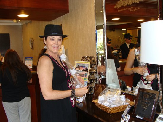 Best Western Plus Marina Shores Hotel: Friendly Staff!