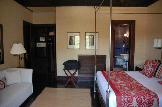 Casa Higueras: Habitación Suite