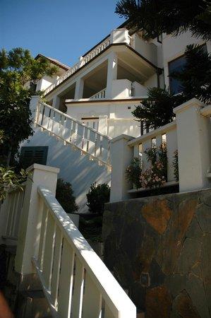 Hotel Casa Higueras: Vista Hotel