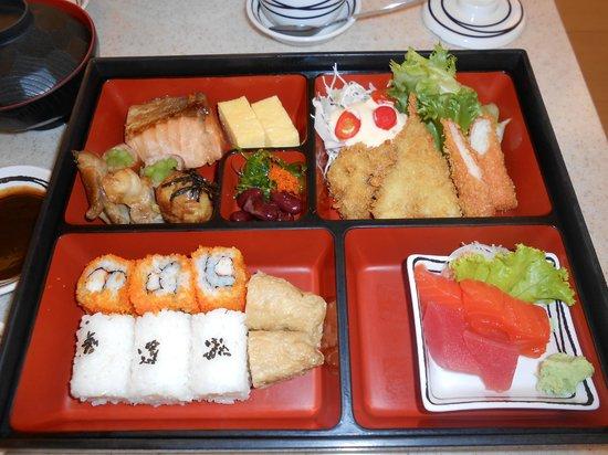 Fuji Japanese Restaurant Menu Bangkok
