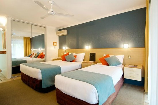 Lord Byron Resort: Twin Motel Suite