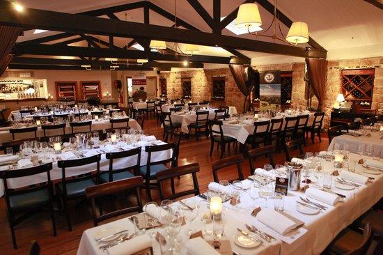 Kingsleys australian steakhouse sydney central business for Australian cuisine restaurants sydney