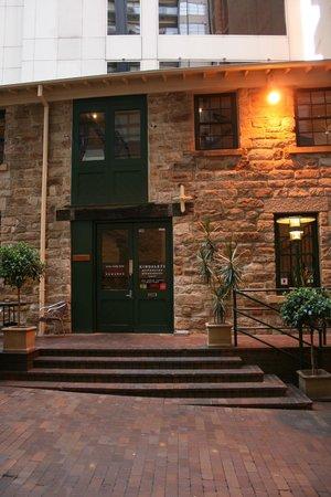 Kingsleys Australian Steakhouse: Entrance