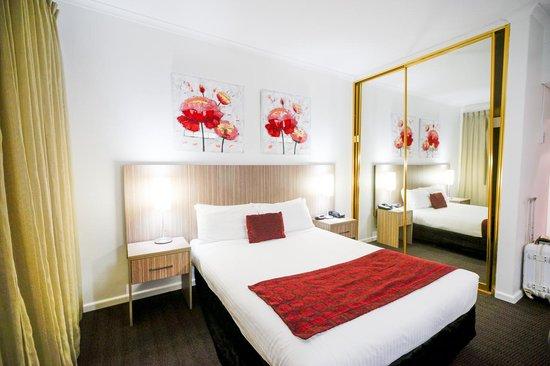 Metro Hotel Marlow Sydney Central: room