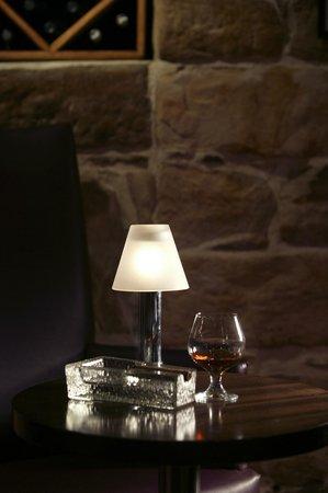 Kingsleys Australian Steakhouse: Cognac to finish
