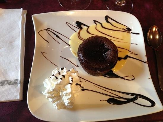 La Bodega : Chocolat fondant .... so nice