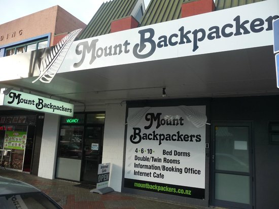 Mount Backpackers