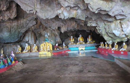 Bayin Nyi Caves