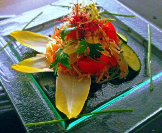 D' Rauberegge Lounge: Home made fresh local seasonal cuisine
