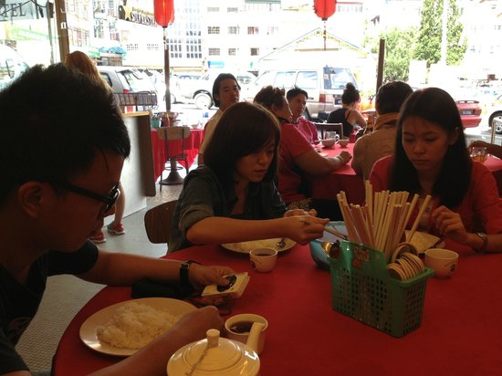 Silverstar Restaurant: Late lunch