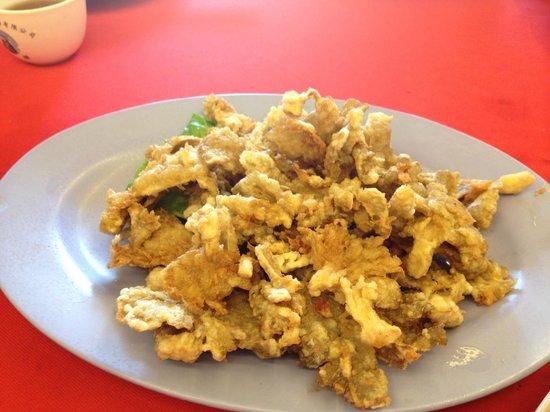 Silverstar Restaurant: Fried mushroom