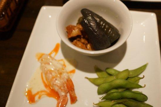 La Piccola Cucina : shrimp & pickles