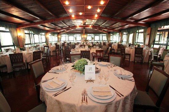 Villa Garda Sandalo : Sale capienti e accoglienti