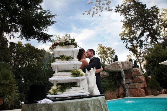 """Villa Garda Sandalo : Perfetto per il giorno del """"sì""""!"""