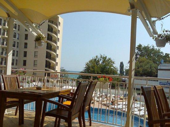 Hotel Erma : Good view