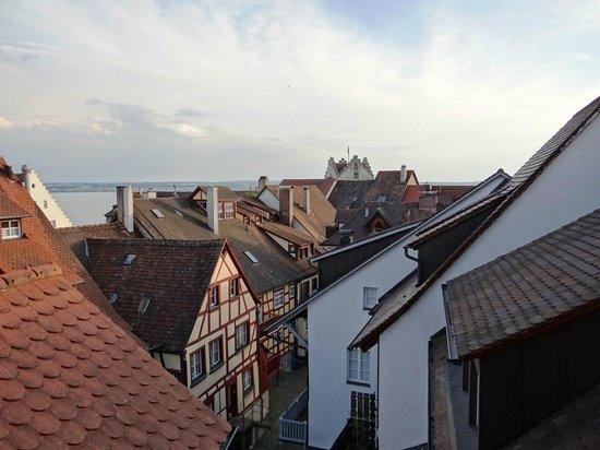 Hotel Restaurant 3 Stuben: Vista da Janela