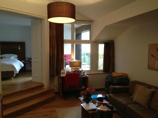 Hotel Adler Haeusern : Room 239