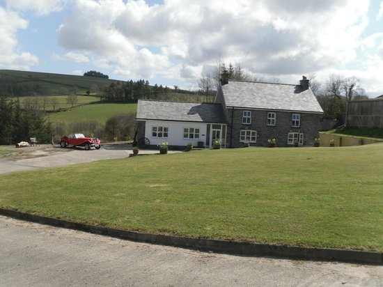 Bwthyn y Bugail Bed & Breakfast: Bwthyn y Bugail, Bed & Breakfast
