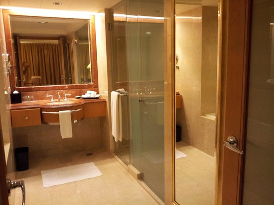 Four Points By Sheraton Taipei, Zhonghe : Bathroom