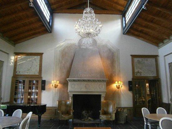 Landgoed Altembrouck : de grote zaal