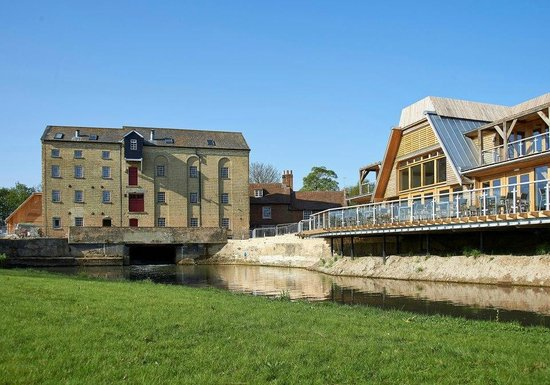 Biggleswade, UK: Jordans Mill and Heritage Centre