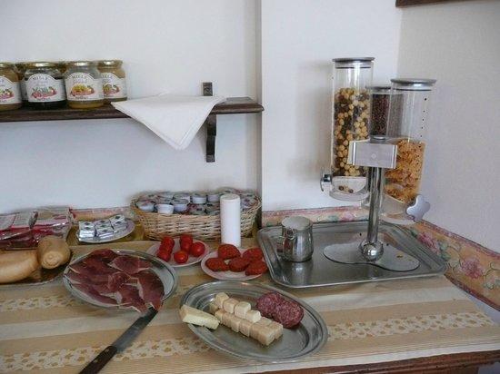 Hotel Ideale: Yummy breakfast