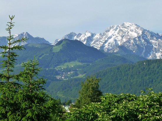 Gasthof zum Kirchenwirt: View From Room Balcony