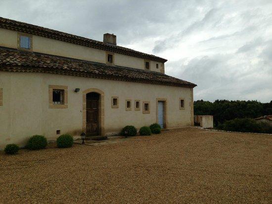 Mas Saint Michel: Main House