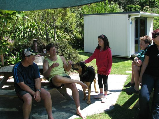 Cable Bay Holiday Park : Family fun