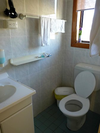 Karuah Motor Inn: bathroom