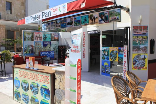 Peter Pan Tours- Daily Tours
