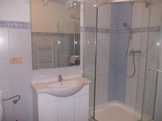Maxim Hotel: Hotel Maxim***Beroun - Bathroom
