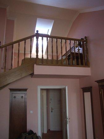 Hotel Louis Leger: bedroom