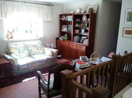 Scar Lodge B&B: The sitting area