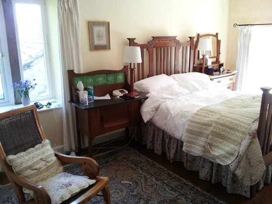 Scar Lodge B&B: On of the two rooms