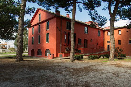 Follonica, Italy: Forno San Ferdinando, esterno