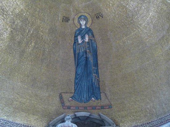 Duomo di Murano Santi Maria e Donato: Vierge Orante de l'abside