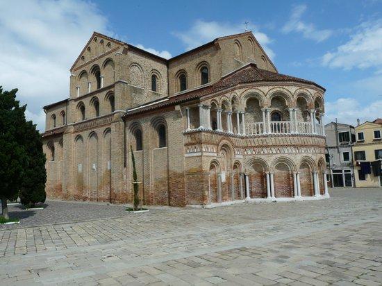 Duomo di Murano Santi Maria e Donato: Dei Santi Maria e Donato
