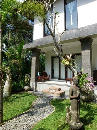 Mulawarman Ubud Bali: Lower level room 3