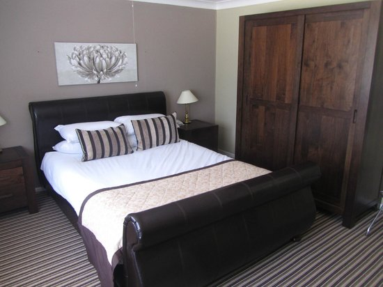 Best Western Brome Grange Hotel: Double Bedroom