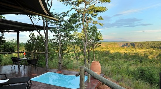 The Elephant Camp: What a view